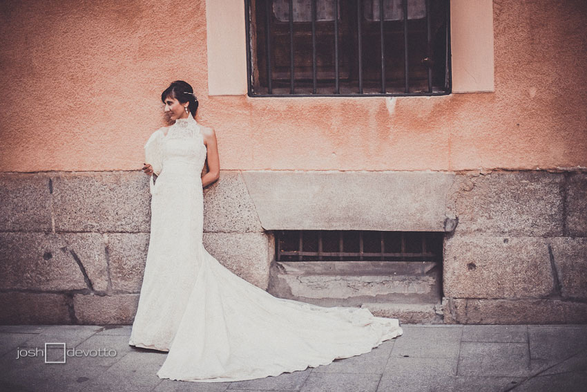 Fotografo bodas Madrid - Postboda - Post Boda - Josh Devotto - www.joshdevotto.com