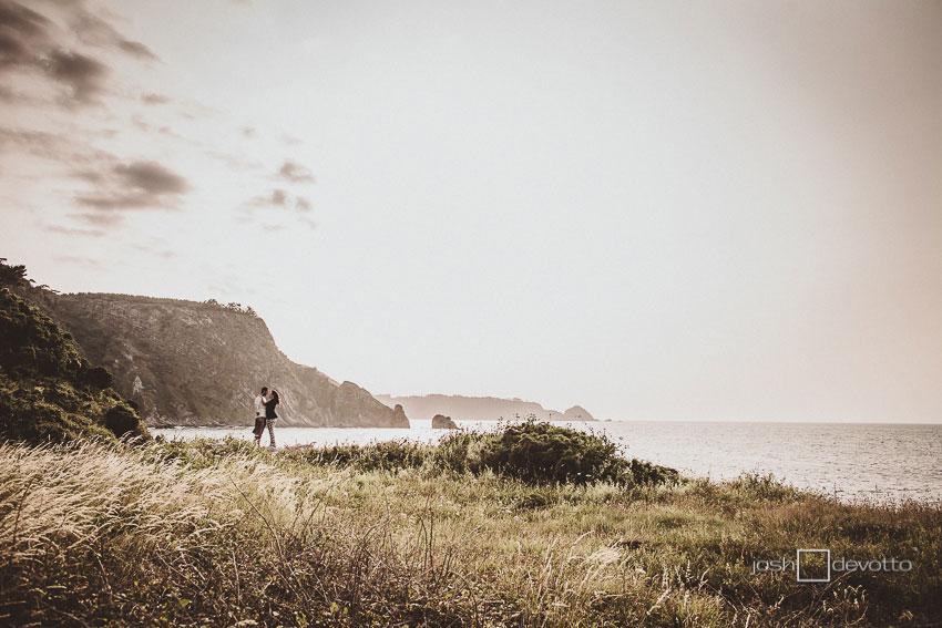 fotos preboda playa asturias